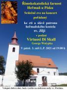 Koncert ke cti a slávě s. Jiljí 1